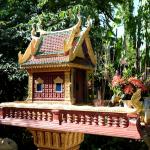 Local Insights - Shrine in Cambodia