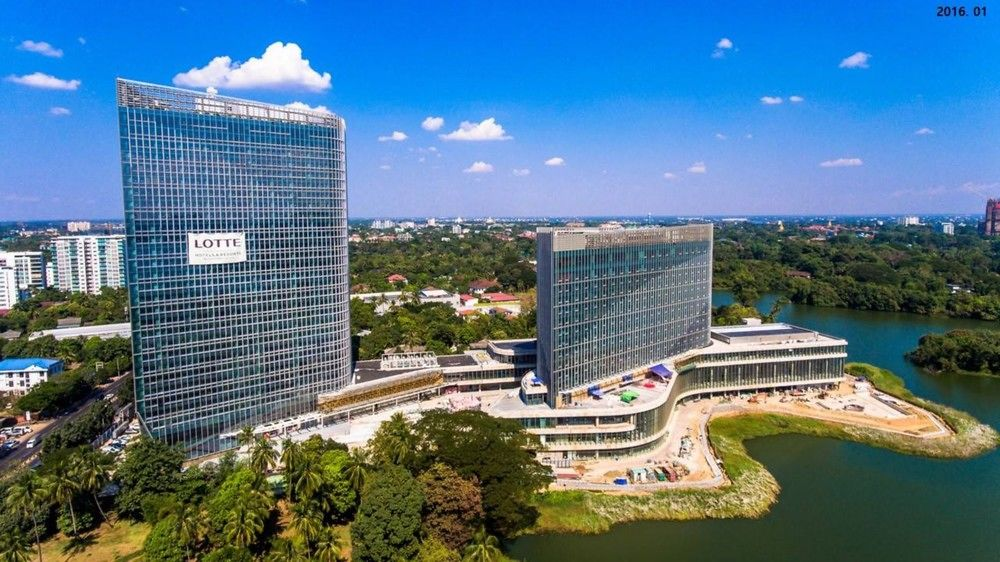 Yangon Welcomes New Lotte Hotel Diethelm Travel