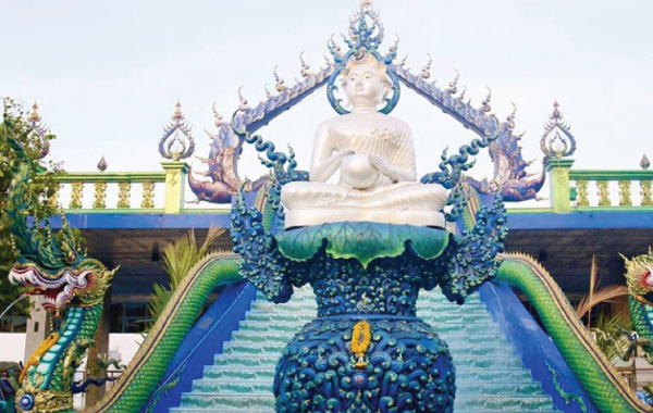 Khao Phra Kru temple