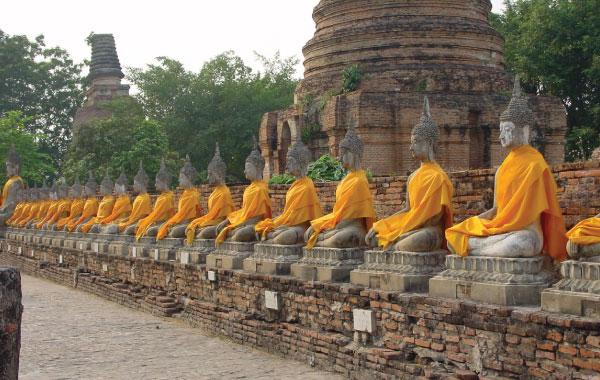 Wat Yai Chaimomhkol